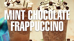 Mint Chocolate Frappuccino