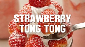 Strawberry Tong Tong