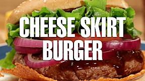 Cheese Skirt Burger