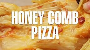 Honey Comb Pizza