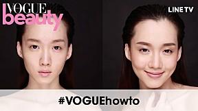 #VOGUEbeauty เทคนิคแต่งหน้าให้เนียนปกปิดสิว