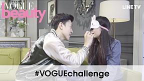 VOGUE Boyfriend Makeup Challenge
