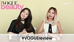 #VOGUEreview - รีวิว 10 รองพื้นที่ดีที่สุดในท้องตลาด!