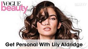 Get personal with Lily Aldridge - เปิดใจนางแบบสาว Victoria\'s Secret สุดฮอต