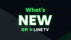[LINE TV] What's New - March/April 2017