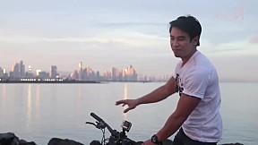 เรื่องจริงผ่านจอ | เปิดเลนจักรยานปานามา