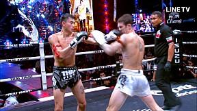 THAI FIGHT SAMUI   คู่ที่ 5 Manasak vs Chadd