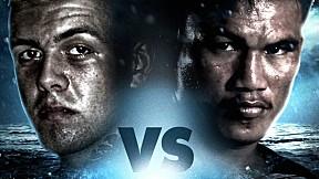 THAI FIGHT SAMUI | คู่ที่ 1 Phanpikard vs Jamie