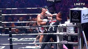 THAI FIGHT SAMUI | คู่ที่ 4 Padsaenlek vs Lee Fook