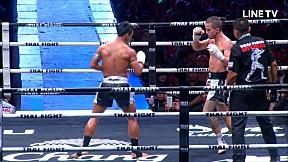 THAI FIGHT SAMUI | คู่ที่ 6 Kongsuk vs Sean