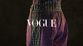 VOGUE Special: ลมหายใจของผ้าไทยจากเส้นไหมธรรมชาติที่บ้านหนองบัวแดง