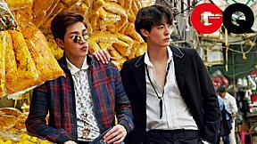 Welcome to Bangkok: Jo Min Ho & Kim Jaeyoung