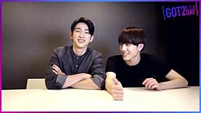 [GOT2DAY] EP9 : JINYOUNG & YUGYEOM