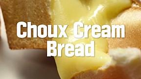 Choux Cream Bread