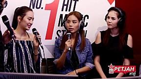 เพชรจ้าหาคู่ | 95.5 Virgin HitZ | 3 นางงามจากเวที Miss Thailand World จะมาเผยเรื่องลึกเรื่องลับในวงการนางงาม