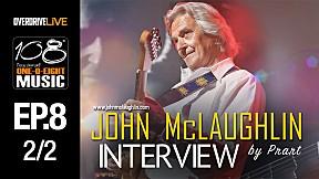 108 MUSIC | EP.8 | John McLaughlin ยอดแห่งยอดนักกีตาร์  [2\/2]