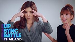 จียอน - แกรนด์ ชะนีตีกันแล้วจ้า | Lip Sync Battle Thailand