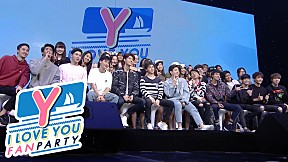Exclusive Hi-Touch | Y I LOVE YOU FAN PARTY