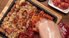 蒜香豬肉炒飯 Gochujang Garlic Pork Fried Rice