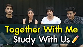 Together With Me Study With Us #togetherwithmetheseries