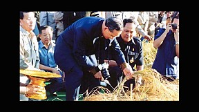 The King who brings smiles | EP.4 : His Majesty King Bhumibol Adulyadej as an agriculture pioneer