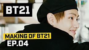 [BT21] Making of BT21 - EP04