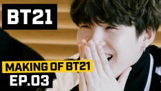 [BT21] Making of BT21 - EP.3