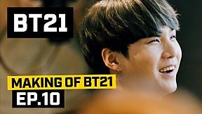 [BT21] Making of BT21 - EP.10