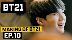 [BT21] Making of BT21 - EP.10