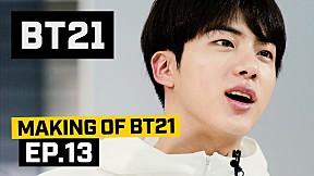 [BT21] Making of BT21 - EP13