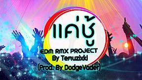 แค่ชู้ (EDM RMX Project by Temuzixki)