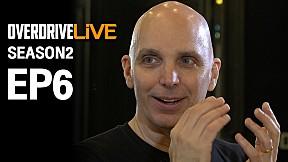 OverdriveLive | Season 2 | EP6 | Joe Satriani