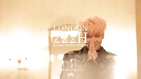 [LONDON 222H KANG SUNG HOON] -The 1st PHOTOBOOK-