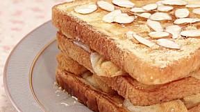 韓式年糕多士 Injeolmi Toast
