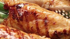 惹味大蔥雞胸卷 Green Onion Chicken Breast Roll