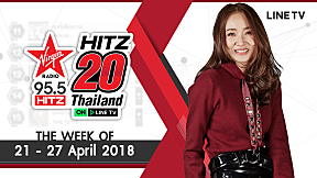 HitZ 20 Thailand Weekly Update | 2018-04-29
