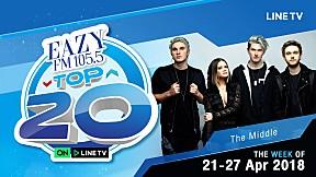 EAZY TOP 20 Weekly Update   2018-04-29