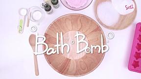 [D.I.Y]  Bath bomb ฟองฟู่ !