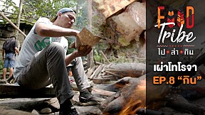 FOOD TRIBE ไป-ล่า-กิน | EP.8 ชนเผ่าโทโรจา ตอน 1 \'กิน\'