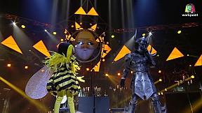 ไม่มีใคร - หน้ากากผึ้ง Ft.หน้ากากยักษ์ | THE MASK SINGER 4