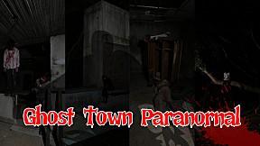 Paranormal Ghost town เกม-ซ่อน-ผี