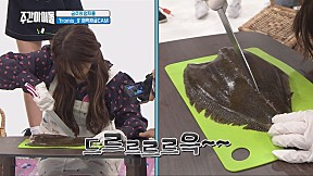 [Weekly Idol EP.358] Come to the hip-hop club to have a delicious raw fish!