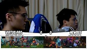 VIRTUS.PRO vs NEWBEE l รอบ Main Event DOTA2 China Supermajor