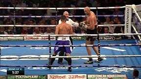 เทปบันทึกภาพมวย คู่ Tyson Fury VS Sefer Seferi