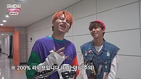 [Showchampion behind EP.96] HOW FAR DO YOU KNOW SOCCER? WOO JIN YOUNG X KIM HYUN SOO
