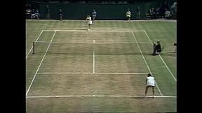 MARGARET COURT V BILLIE JEAN KING l เทนนิสวิมเบลดัน ปี 1970 รอบชิงชนะเลิศ