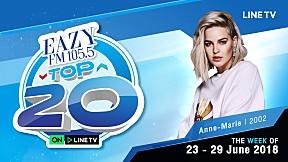 EAZY TOP 20 Weekly Update   2018-07-01