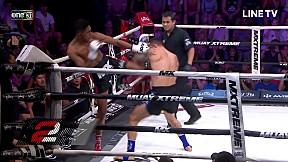 Top5 Knockout in mx muay xtreame   คู่สุดมันส์! ประจำเดือน มิ.ย. 61