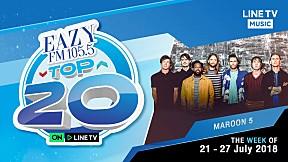 EAZY TOP 20 Weekly Update   2018-07-29