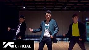 SEUNGRI - '셋 셀테니 (1, 2, 3!)' DANCE PRACTIVE VIDEO (MOVING VER.)